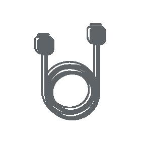 Barcodescanner Kabel als Symbol für die Kategorie Barcodescanner-Zubehör