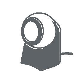 Präsentationsscanner als Icon