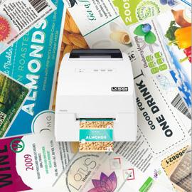 Desktop-Farbetikettendrucker von Epson